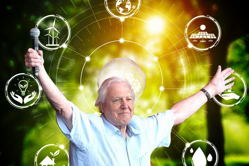 Conheça David Attenborough, fenômeno no Instagram e símbolo da luta pela preservação ambiental - Viver a Vida